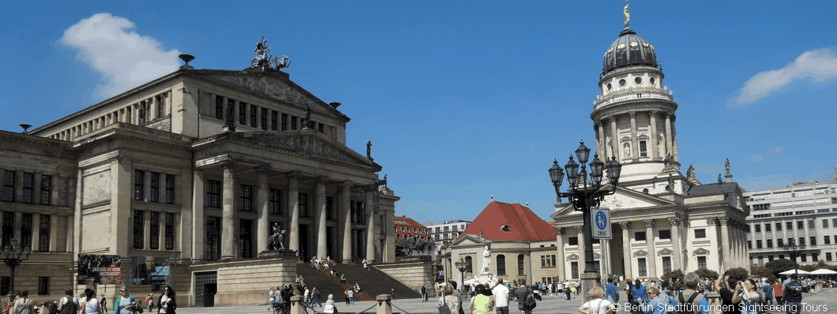 Gendarmenmarkt Berlin City Tour
