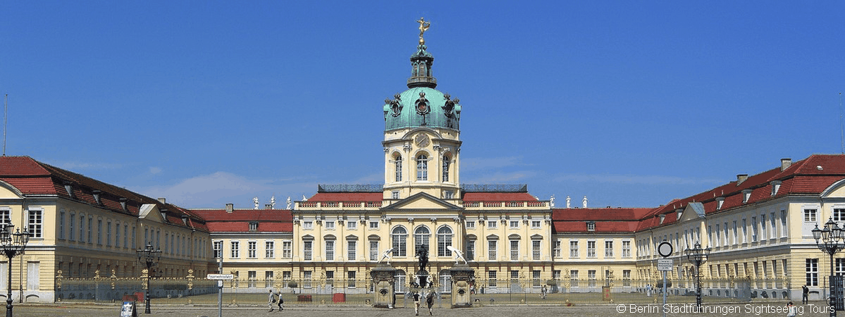 Schloss Charlottenburg Berlin Tour