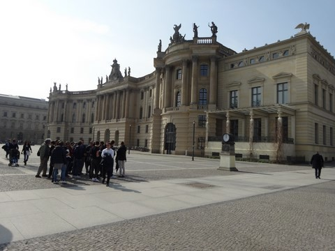Berlin City Tour Bebelplatz