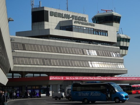 Berlin Airport Transfer Tegel Airport TXL