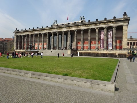 Altes Museum Berliner Museumsinsel Berlin
