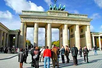 berlin mauer tour
